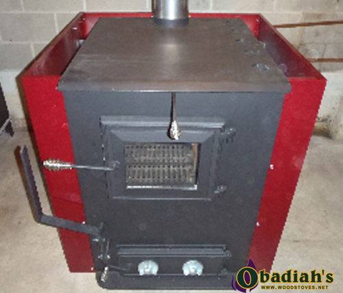 DS Stoves Energy MAX 160 Furnace