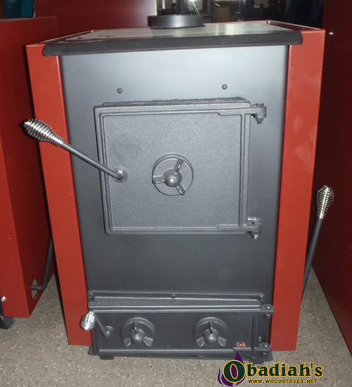 DS Stoves Heatright 120 Wood and Coal Stove