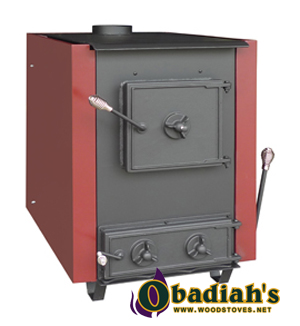 DS Stoves Heatright 120 Coal Stove