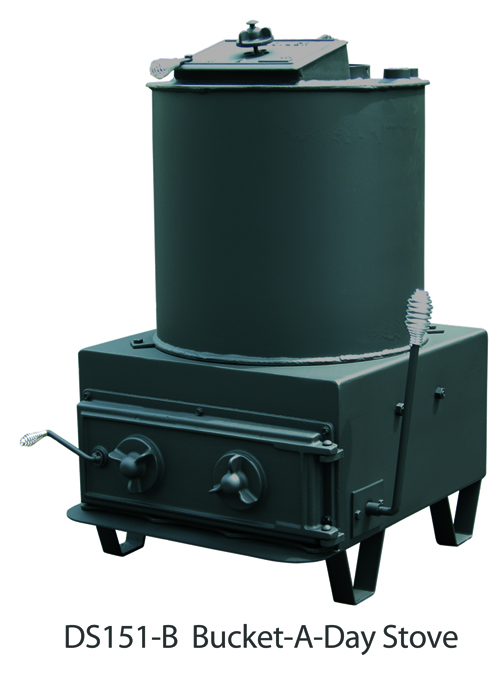 DS 151-B Efficient Coal Boiler