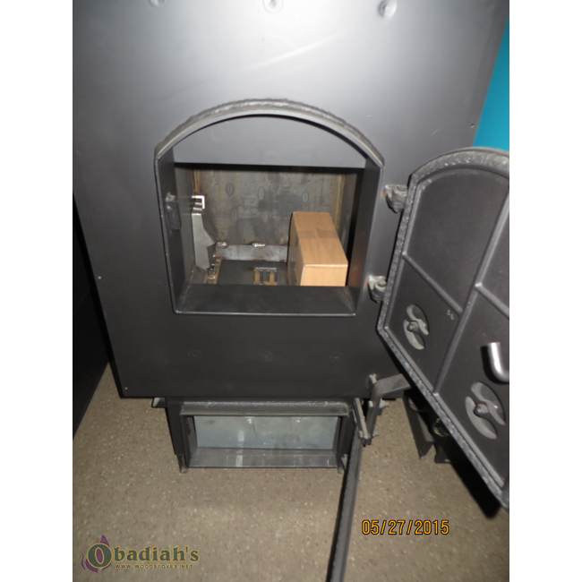 DS Stoves DS4200 AquaGem Coal Boiler