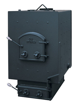 DS Machine Stoves Wood and Coal Boiler