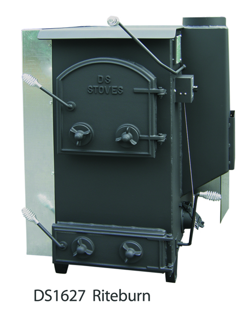 DS RiteBurn 1627 Wood And Coal Stove