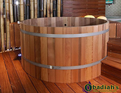 Northern Lights Deep Therapy Cedar Hot Tub