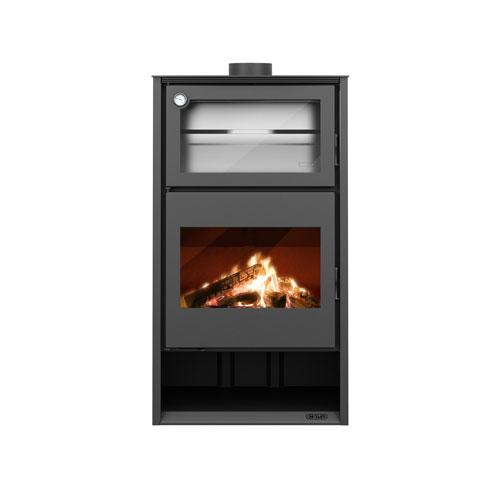 Drolet Atlas Wood Burning Cook Stove