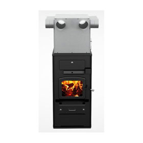 Drolet HeatPack Wood Burning Furnace - Discontinued