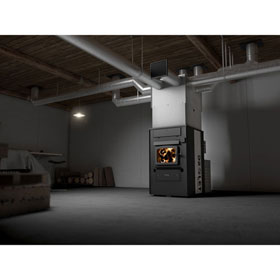 Drolet HeatPro Wood Burning Furnace - Discontinued