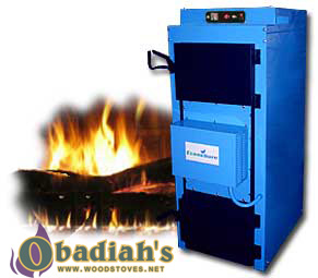 Econoburn 170-200 EPA Qualified Indoor Wood Gasification Boiler