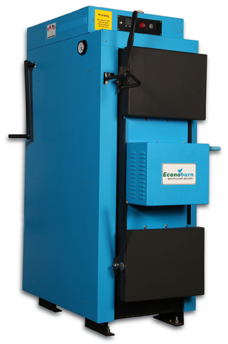 EBW Econoburn Indoor Wood Boiler