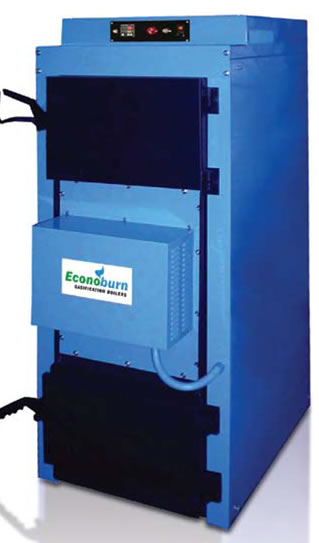 Ebw 150 Econoburn Indoor Wood Boiler N A In United