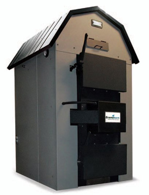 EBW Econoburn Outdoor Wood Boiler