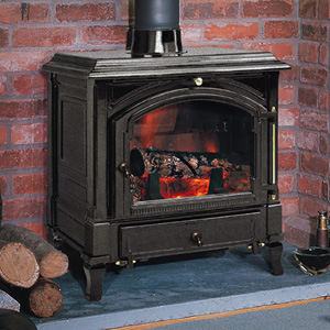 Harmony III Efel Non-Catalytic Wood Stove - Discontinued