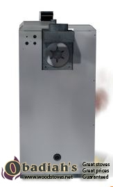 Effecta Lambda 60 Wood Gasification Boiler