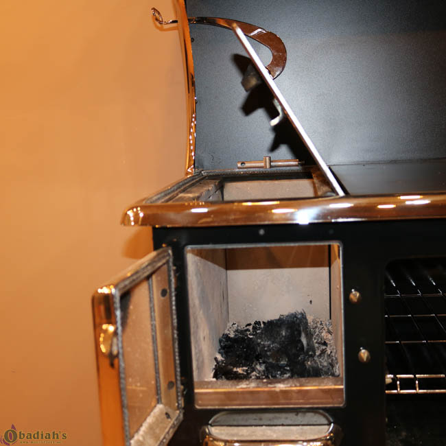 "Elmira Fireview 1840 36"" Wood Cookstove"