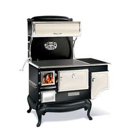 "Elmira Fireview 1842-0 48"" Wood Cookstove"