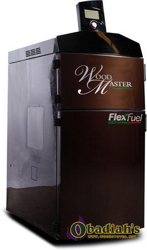 WoodMaster Flex Fuel Wood/Pellet Commercial Boiler - Commercial Use Only - Discontinued