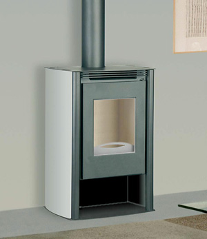 Fajardo Antartida Slim Wood Burning Stove