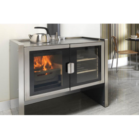 Firebelly Razen Wood Cook Stove
