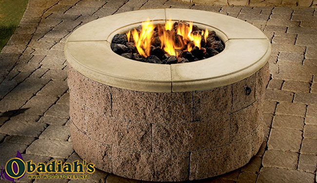Astria Firestar Outdoor Gas Fire Pit