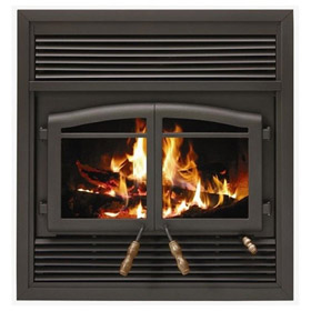 Flame Monaco EPA Zero Clearance Fireplace - Discontinued