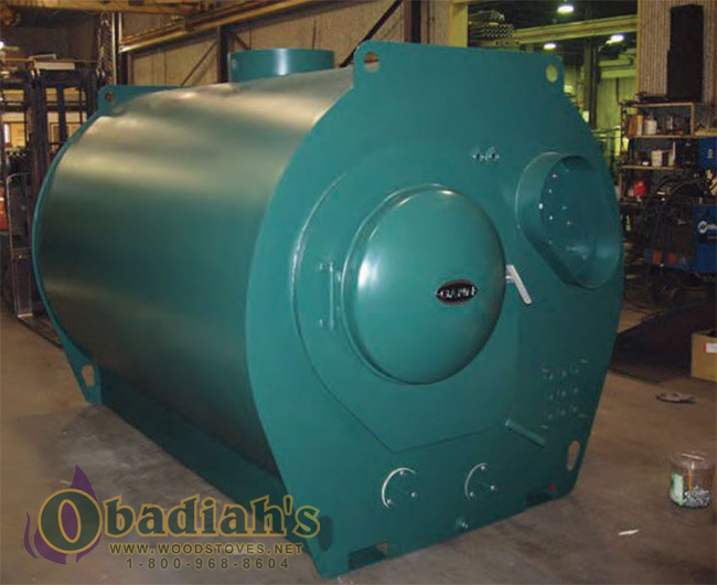 Garn WHS-2000 Residential Wood Gasification Boiler - Custom paint