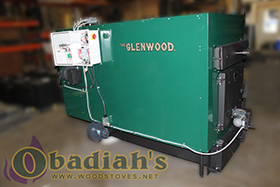 Glenwood 7090 Commercial Multi-Fuel Boiler