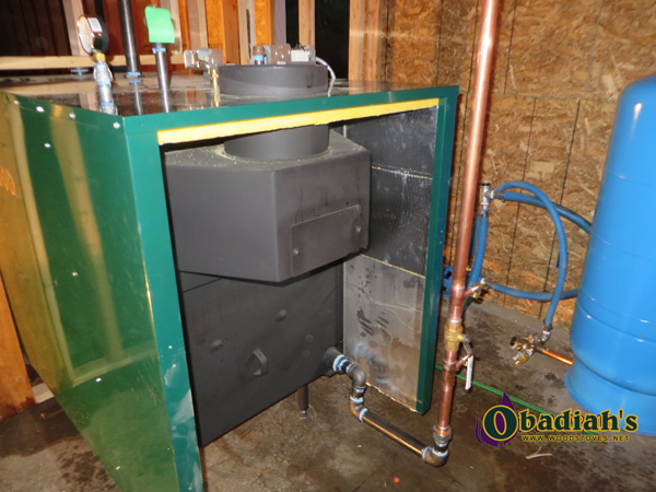 Glenwood Biomass Boiler Installation
