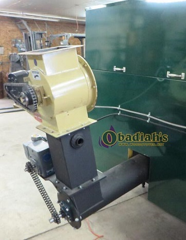 Glenwood AT800 Biomass Boiler Attachment