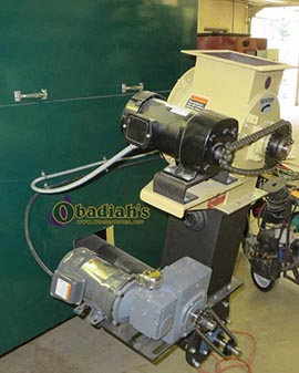 Glenwood AT800 Biomass Attachment
