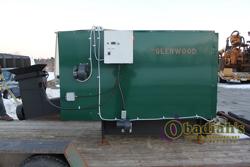 Glenwood AT900 Biomass Boiler Attachment - Glenwood 7080