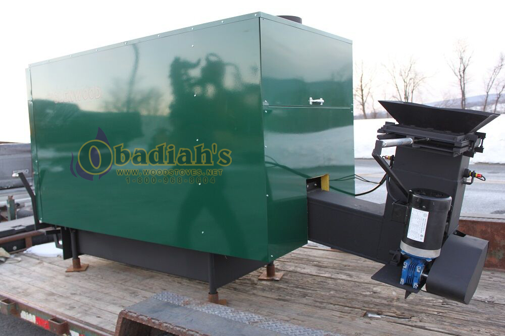 Glenwood AT900 Biomass Boiler Attachment