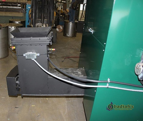 Glenwood AT-900 Biomass Attachment
