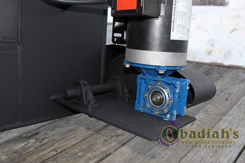Glenwood AT900 Biomass Boiler Attachment - drive gear
