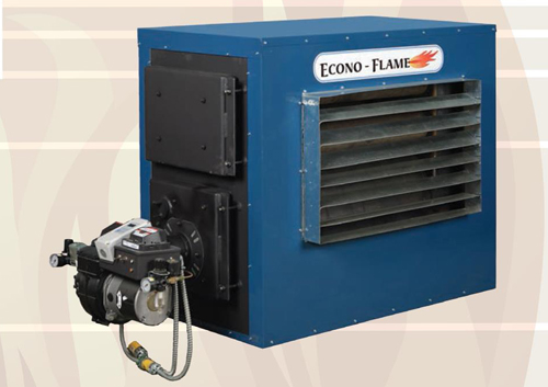 Glenwood Heaters Econo-Flame 540 Waste Oil Furnace