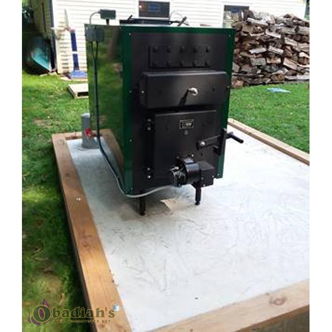 Glenwood 7080 Commercial Multi Fuel Boiler