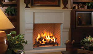 Superior WRT6000 Zero Clearance Wood Fireplace