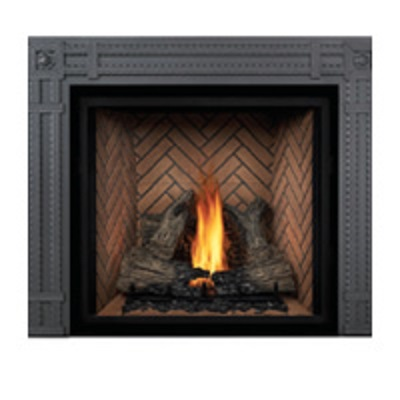 Starfire 52 Hdx52 Direct Vent Fireplace By Obadiah 39 S Woodstoves