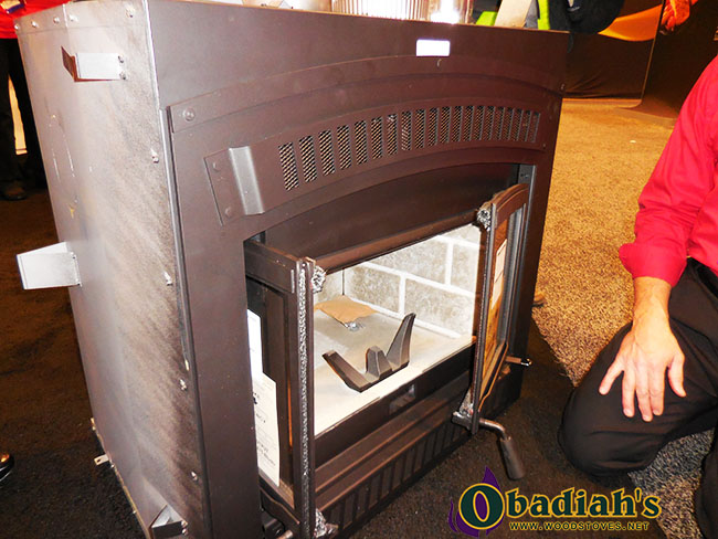 Ventis He200 Zero Clearance Fireplace By Obadiah S Woodstoves