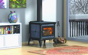 Hearthstone Castleton 8030 By Obadiah S Woodstoves