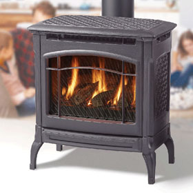 Hearthstone Champlain 8302 Gas Stove