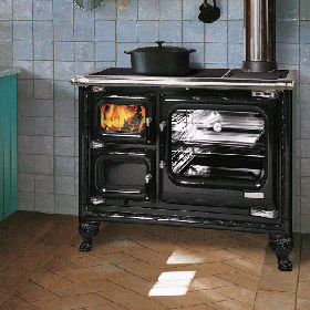 Hearthstone Deva 100  Model 8220 Wood Cookstove
