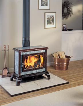 Hearthstone Homestead 8570f By Obadiah S Woodstoves