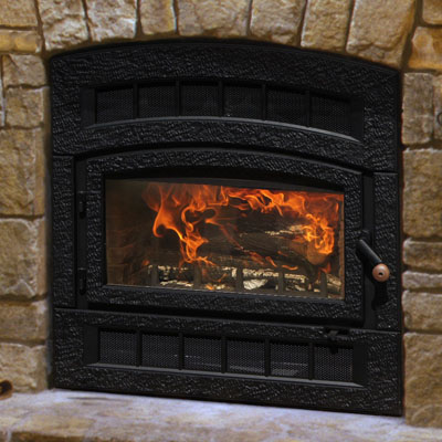 Hearthstone 8410 Montgomery Zero Clearance Fireplace