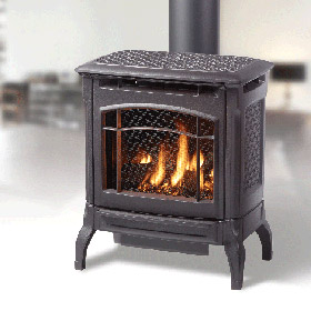 Hearthstone 8323 Stowe 3 Gas Stove