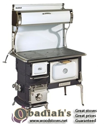 Heartland Oval 1902 Woodburning Cookstove