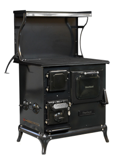 Heartland Blackwood Wood Cookstove - Discontinued*