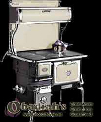Heartland 1902 Oval Wood Cookstove - Discontinued*