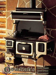 Heartland 1903 Oval Wood Cookstove - Discontinued*