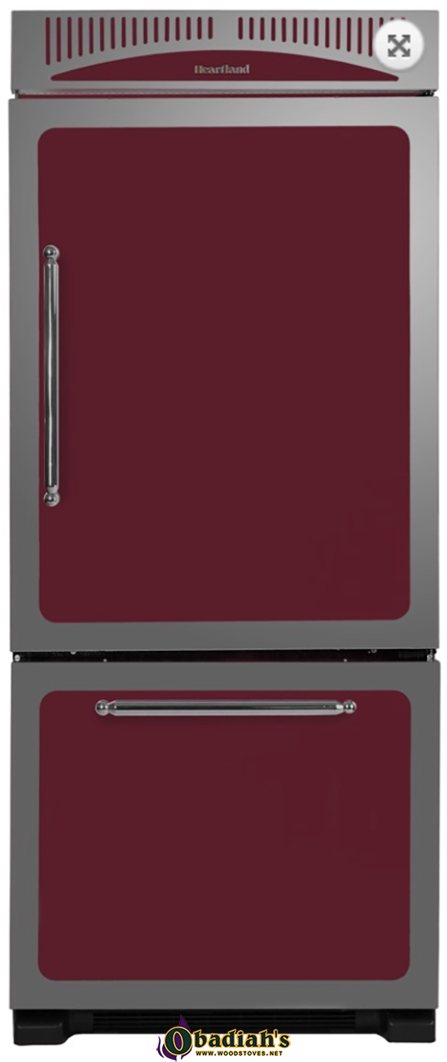 "Heartland Classic 30"" Single Door Refrigerator"