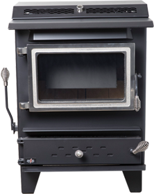 Hitzer Model 30-95 EZ-Flo Hopper Stove